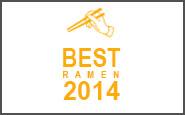 Best Ramen 2014