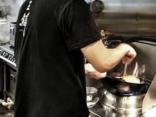江坂店 調理風景